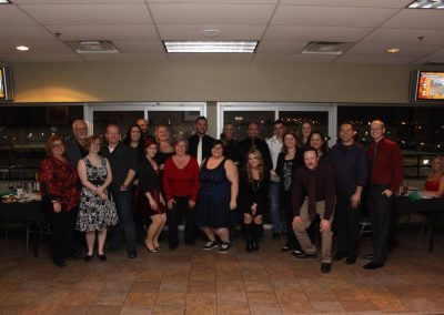 Hurland Staff - Office Christmas Party 2014